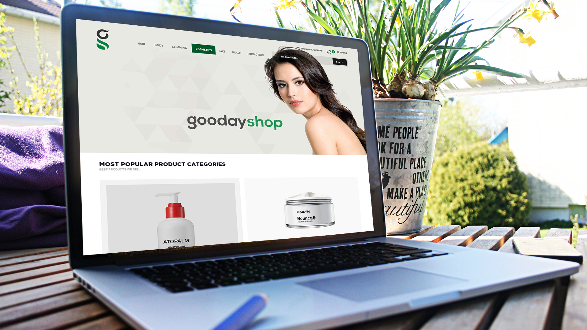 gooday-website